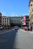 Argyle Street, Glasgow Stock Image
