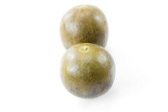 Arhat fruit Royalty Free Stock Image