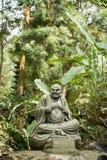 Arhat Kanakbharadvaja statue Royalty Free Stock Image