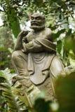 Arhat Kanakbharadvaja statue Stock Image
