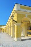 Schonbrunn Palasteingang Lizenzfreie Stockfotografie