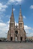 Arhitecture在阿根廷 免版税库存图片