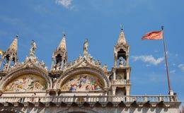 arhitecture威尼斯 免版税库存照片