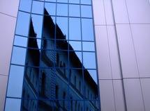 arhitecture经典现代 图库摄影