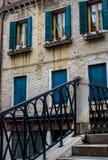 Arhitecture στη Βενετία Στοκ φωτογραφία με δικαίωμα ελεύθερης χρήσης