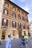 Arhitecture της Ρώμης Στοκ φωτογραφία με δικαίωμα ελεύθερης χρήσης