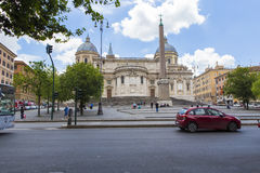 Arhitecture της Ρώμης Στοκ εικόνα με δικαίωμα ελεύθερης χρήσης