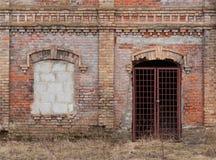 Arhitecture de brique Photos libres de droits