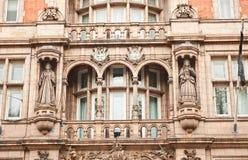 Arhitecture del hotel Russell Imagen de archivo