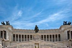 Arhitecture i Rome, Italien Arkivbild