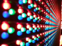 Arhitecture LED Obraz Stock