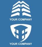Arhitecture logo Fotografering för Bildbyråer