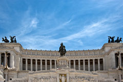 Arhitecture in Rome, ITaly Stock Photography