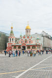 arhitektury ιστορικό kazan καθεδρικών ναών μνημείο Στοκ εικόνα με δικαίωμα ελεύθερης χρήσης