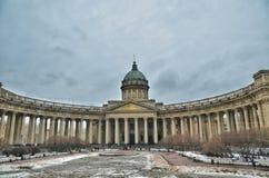 arhitektury ιστορικό kazan καθεδρικών ναών μνημείο Στοκ Φωτογραφίες
