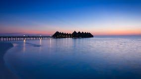 Ari Atoll fotografia stock libera da diritti