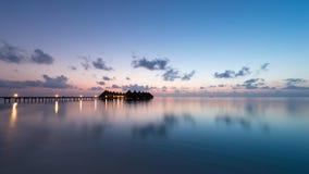 Ari Atoll fotografia stock