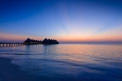 Ari Atoll immagini stock