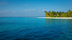 Ari Atoll immagine stock libera da diritti