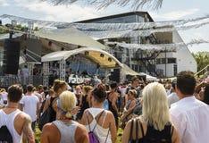Aria aperta 2015 Monaco di Baviera, Germania di festival del Greenfield Fotografia Stock Libera da Diritti