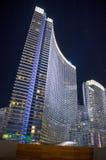 Aria de Las Vegas imagen de archivo libre de regalías