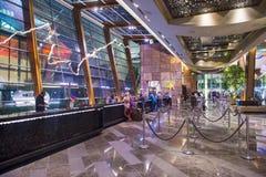 Aria de Las Vegas Fotos de archivo libres de regalías