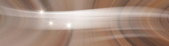 Aria di turbine del fondo con la stella Immagine Stock