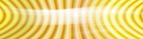Aria di turbine del fondo con la stella Fotografie Stock