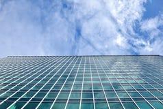 Aria en verre moderne d'affaires de bâtiments Photo libre de droits