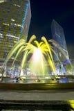 Aria Fountain fotos de stock royalty free