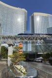 Aria Hotel à Las Vegas, nanovolt le 18 mai 2013 Photos stock