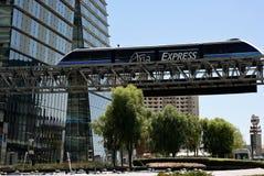 ARIA Hotel et casino Image stock