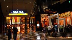 Aria kurort i kasyno w Las Vegas, Nevada Obraz Royalty Free