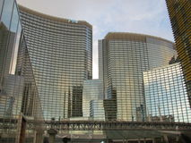 Aria-Las Vegas Stock Photography