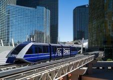 Aria Las Vegas espressa Immagini Stock
