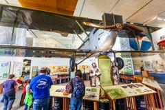 Aria nazionale e museo di spazio a Washington Immagini Stock