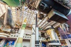 Aria nazionale e museo di spazio a Washington Immagine Stock