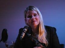 Ariadne von Schirach Στοκ εικόνα με δικαίωμα ελεύθερης χρήσης