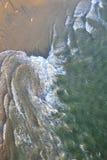 Arial hav Royaltyfria Foton