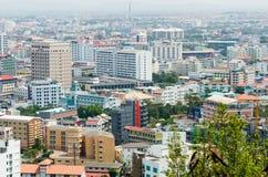 Arial View of Pataya Thailand Stock Photos