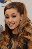 Ariana gran Fotografie Stock