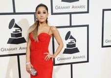 Ariana gran Fotografia Stock