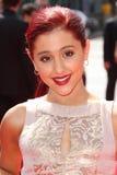 Ariana Grande Imágenes de archivo libres de regalías