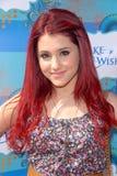 Ariana Grande Imagen de archivo libre de regalías