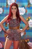 Ariana Grande, Kevin James Στοκ εικόνες με δικαίωμα ελεύθερης χρήσης