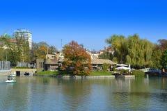 Ariana lake,Sofia Bulgaria Stock Photos
