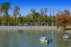 Ariana lake,Sofia Bulgaria Royalty Free Stock Photo