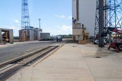 Ariane Launch Area 3 stock fotografie