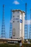 Ariane Launch Area 1 in der Guayana-Raum-Mitte stockfoto