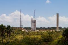 Ariane Launch Area 3 in der Guayana-Raum-Mitte stockfoto